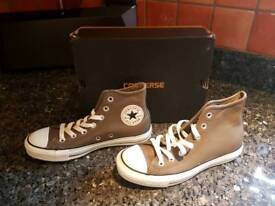 Converse ankle style trainers/boots