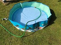 Baby child paddling pool