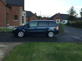image for 2011 VAUXHALL ZAFIRA 1.7 CDTI ELITE TOP OF RANGE LEATHER P/EX WELCOME