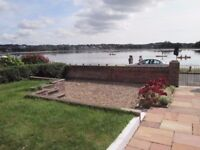 WATERFRONT - POOLE TOWN CENTRE - Large Modern 2Bed Flat
