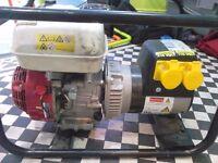 Stephill Generator SE34003S 3.4kVA / 2.7KW / HONDA GX200