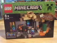 Minecraft Lego - £25