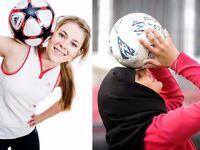 Womens Football Five-a-Side Ladies Girls Female Futsal Friendly Weekly Football 5 A Side