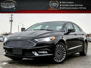2017 Ford Fusion Titanium|AWD|Navi|Sunroof|Backup Cam|Bluetooth|