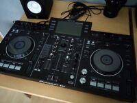 Pioneer XDJ-RX Dual cd mixer