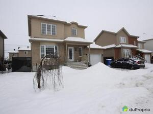 330 000$ - Maison 2 étages à vendre à Vaudreuil-Dorion