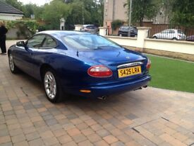 Jaguar XK8 4.0 Coupe FULL-SERVICE HISTORY 15 SERVICES