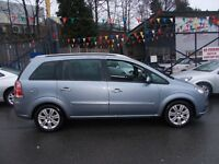 Vauxhall Zafira 1.6 i 16v Active 5dr GREAT FAMILY MOTOR 7 SEATER 06/06