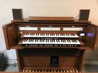 Roland C380 classical organ. Three years old.