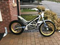 Sherco 290 2012 trials bike