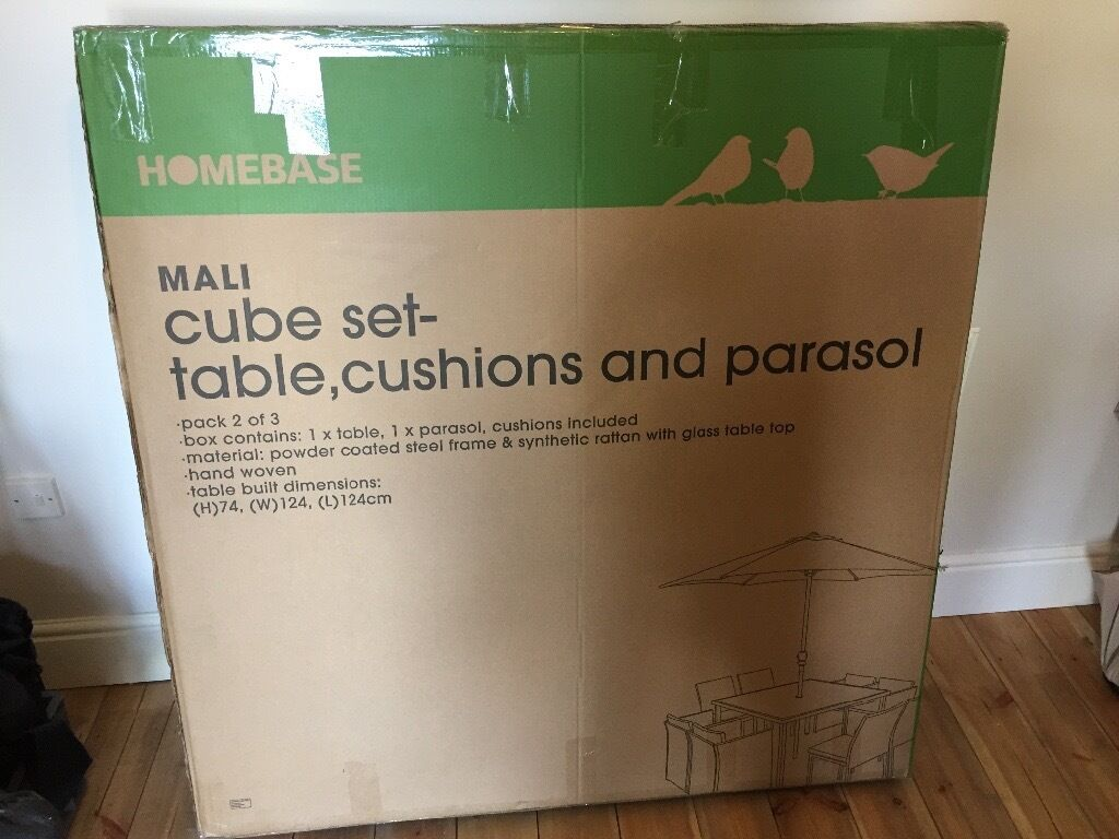 Homebase Mali Rattan Table In Penarth Vale Of Glamorgan Gumtree