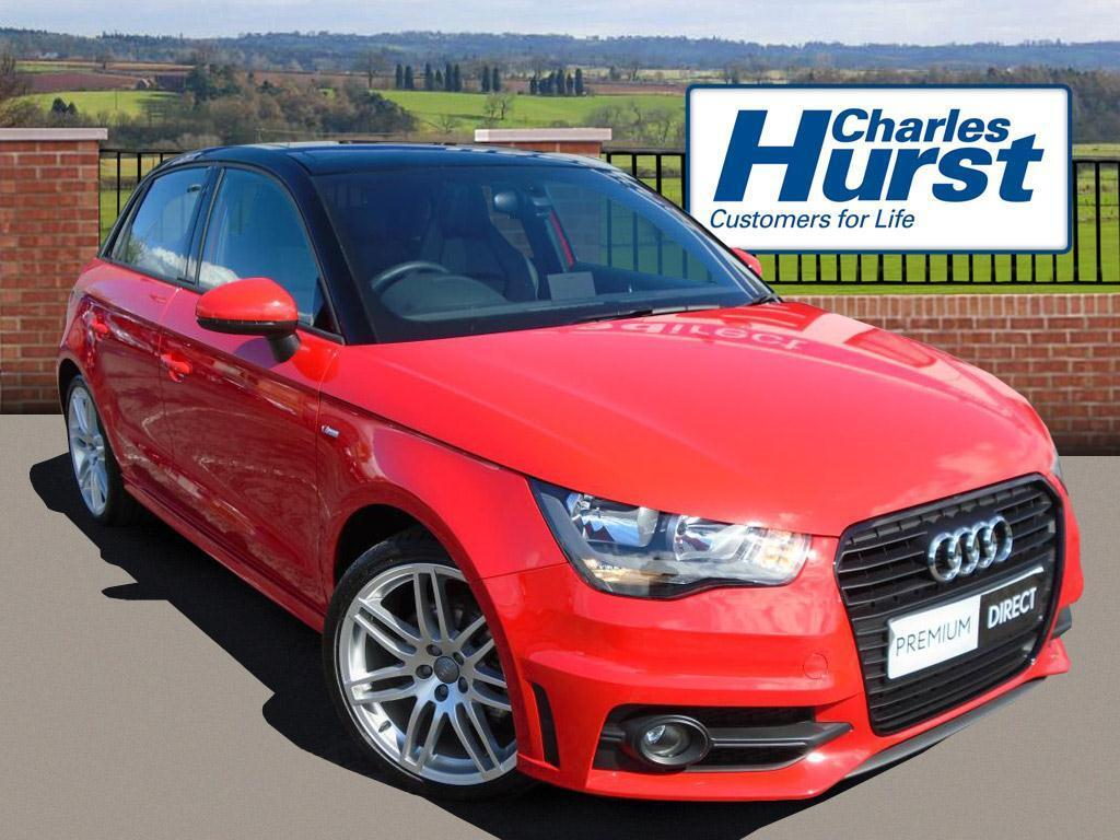 audi a1 1 4 tfsi 185 s line 5dr s tronic 2012 in newtownards county down gumtree. Black Bedroom Furniture Sets. Home Design Ideas