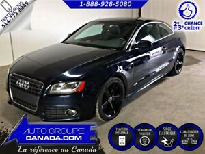 2011 Audi A5 2.0T S-LINE + MAGS 19 PO.