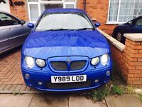 Selling or swap MG ZT 2.5 petrol in perfect condition