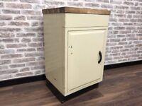 Vintage Warwick Metal Kitchen Cabinet