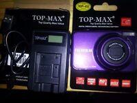 """Fujifilm 12 MP """"Finepix L55"""""""