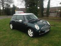 2006 Mini Cooper 109k cheap at £995drives perfect 7 months mot air con