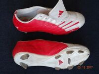 Football Boots Adidas size 8