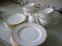 Duchess Ascot Bone China Tea Set