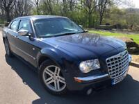 2006 CHRYSLER 300C CRD AUTOMATIC/ TRIPTRONIC # leather # xenons # p/ sensors # 2 owners # p/plate