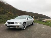 BMW 750li,low mileage