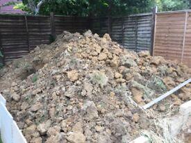 Garden soil to take away