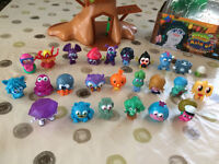 Moshi Monsters and Tree Set