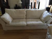 FREE large sofa & armchair