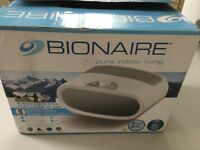 Air Purifier Bonaire Pure Indoor Living, Approved by British Allergy Foundation