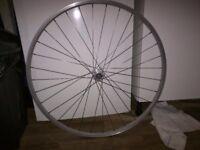 Rear wheel 700c hybrid fixie single speed