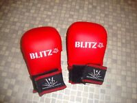 Kids Blitz Martial Arts Karate hands and feet pads