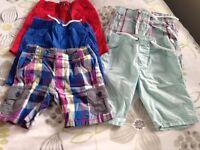 Boys Shorts (x5 pairs)