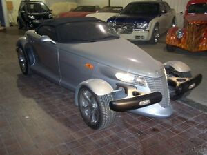 2001 Plymouth Prowler RARE HARD TO FIND