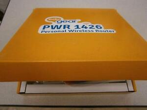 NEW PWR1426 Wireless Router 300mbps b/g/n 2.4Ghz 10/100