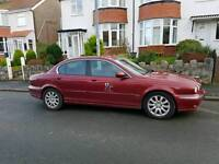 Lpg Jaguar x type