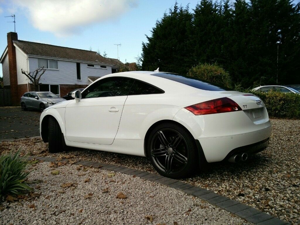 AUDI MK2 TT V6 3 2 QUATTRO IN IBIS WHITE, EXTENDED RED LEATHER VERY LOW  MILEAGE, HUGE SPECIFICATION | in Cambridge, Cambridgeshire | Gumtree