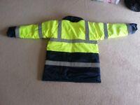 Workwear jacket (like new)