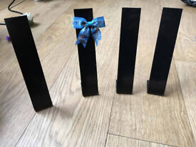 Hair accessories stands