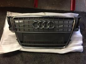 Audi A5 sline front grill