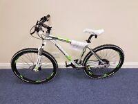 Brand New Whistle Miwok 1480D Hardtail Mountain Bike