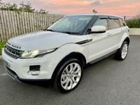 Range Rover Evoque Land Rover Automatic