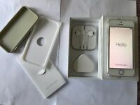 iPhone 5s 16GB white UNLOCKED