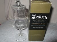 Ardbeg Tasting Glass.