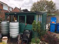 Large old shed, free to collect