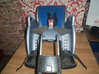 child seat for a cycle very good quality with fitting kit