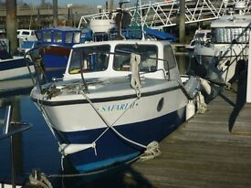 Fishing Boat Colvic Seaworker 22