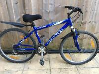 """Mens 17"""" Giant bike bicycle. Free delivery"""