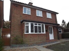 Stunning 3 bedroom detached property to let