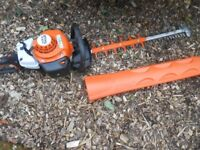 STIHL DOUBLE SIDED HEDGE TRIMMER 2017