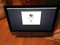 """Apple iMac i5 21"""" 8GB Ram 1TB HD mac OS Sierra"""
